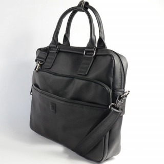 Serge Blanco Manhattan Cartable PC MAN41019 Noir