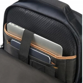 Samsonite Openroad Sac à Dos  PC 15.6″ Spaceblue ouvert