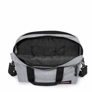 "Eastpak Bartech sac pour Pc portable 15"" 363 Sunday Grey ouvert"