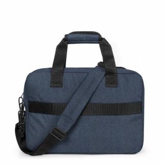 """Eastpak Bartech sac pour Pc portable 15"""" 82d Double Denim dos"""