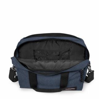 """Eastpak Bartech sac pour Pc portable 15"""" 82d Double Denim ouvert"""