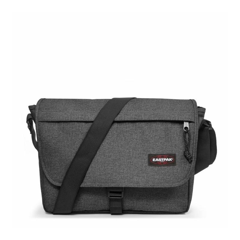 """Eastpak Buckler sac pour Pc portable 12"""" 77h Black Denim"""