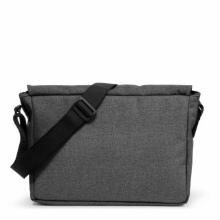 "Eastpak Buckler sac pour Pc portable 12"" 77h Black Denim"
