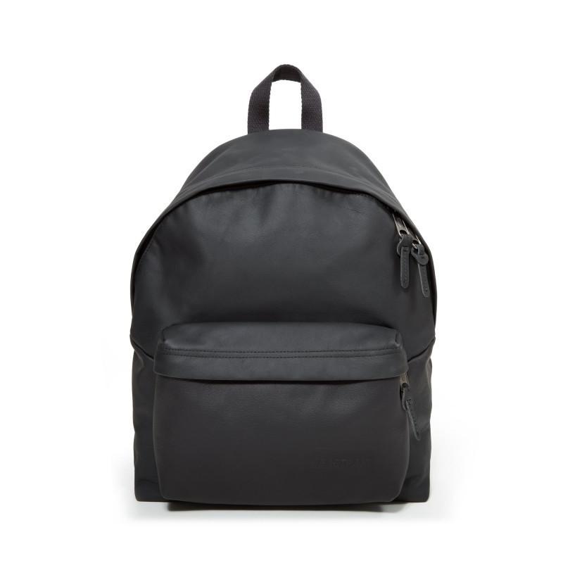 Eastpak Padded Pak'R 762 Sac à Dos 64o Black Ink Leather