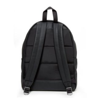 Eastpak Padded Pak'R 762 Sac à Dos 64o Black Ink Leather dos