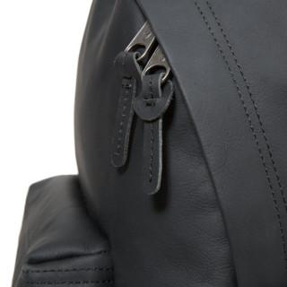 Eastpak Padded Pak'R 762 Sac à Dos 64o Black Ink Leather 4