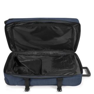 Eastpak Tranverz L (TSA) Sac de Voyage 82d Double Denim ouvert