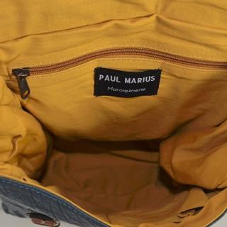 """Paul Marius Laudacieux Sac A Dos pour PC 13"""" ouvert"""