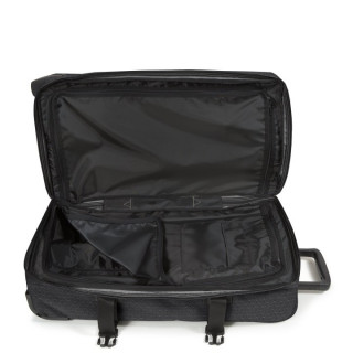 Eastpak Tranverz M TSA Sac de Voyage 008 Black ouvert