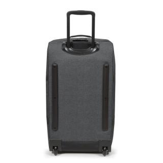 Eastpak Tranverz M TSA Sac de Voyage 77h Black Denim dos