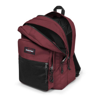 Eastpak Pinnacle Sac à Dos 23s Crafty Wine ouvert