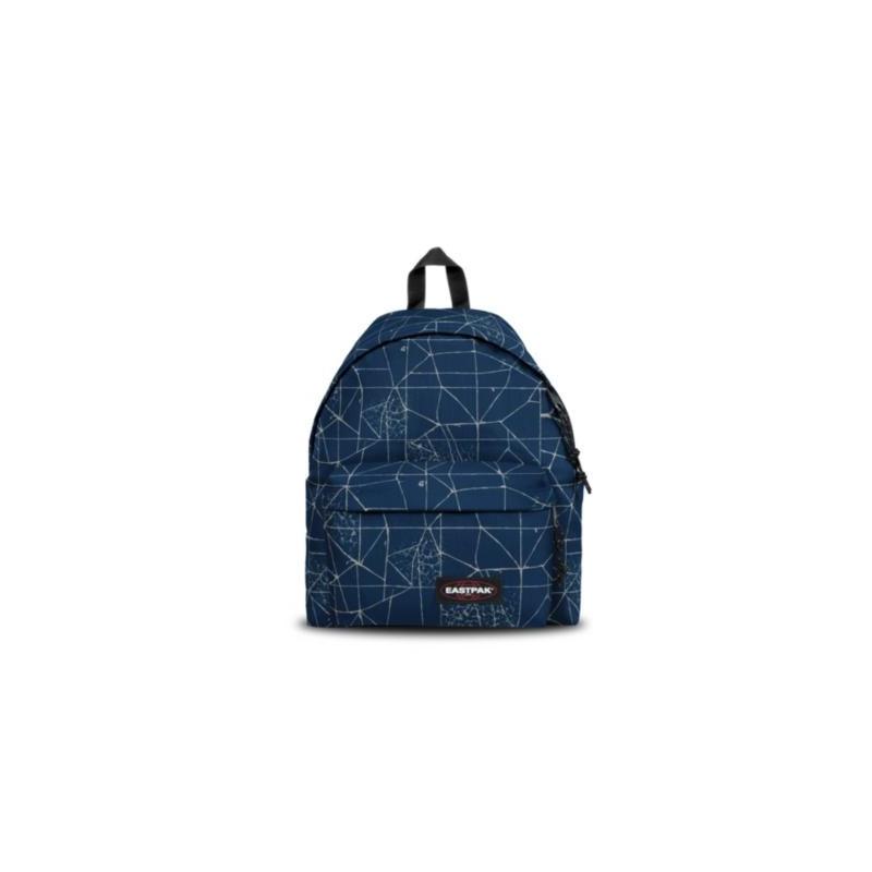 Eastpak Padded Sac à Dos Pack'R 66t Cracked Blue