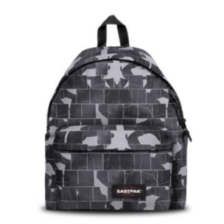 Eastpak Padded Sac à Dos Pack'R 68t Cracked Dark