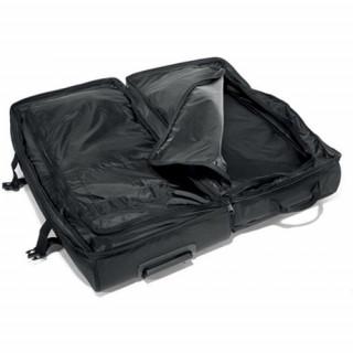 Eastpak Strapverz Bagage Cabine et Sac à Dos ouvert