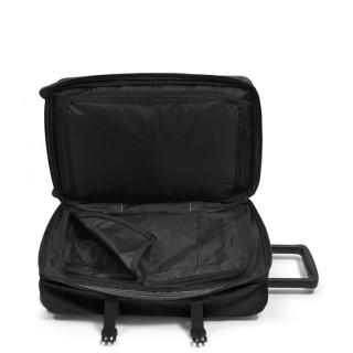 Eastpak Strapverz S (TSA) Bagage Cabine et Sac à Dos 008 Black ouvert