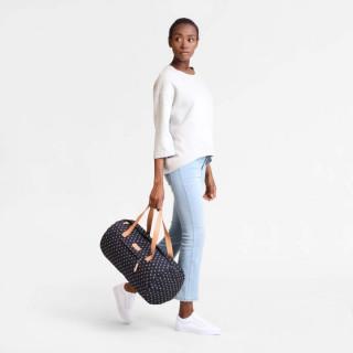 Eastpak Renana Sac Voyage et sac de sport Aminimal 80t Check Bleach porté