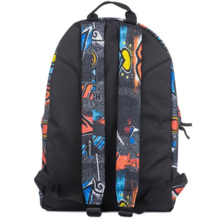 Rip Curl Brush Stokes Sac à dos Double Dome Black DOS
