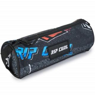 Rip Curl BrushTrousse Ronde Pencil Case Black