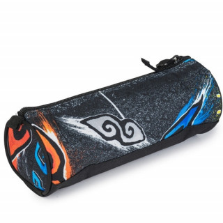 Rip Curl BrushTrousse Ronde Pencil Case Black