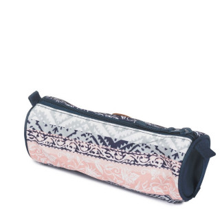 Rip Curl Desert Trousse Ronde Pencil Case Navy
