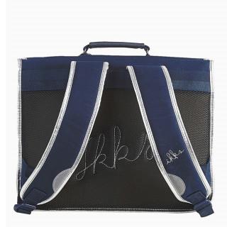 IKKS Oh My Captain Cartable 35cm Bleu