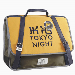 IKKS Tokio Cartable 38cm Citron