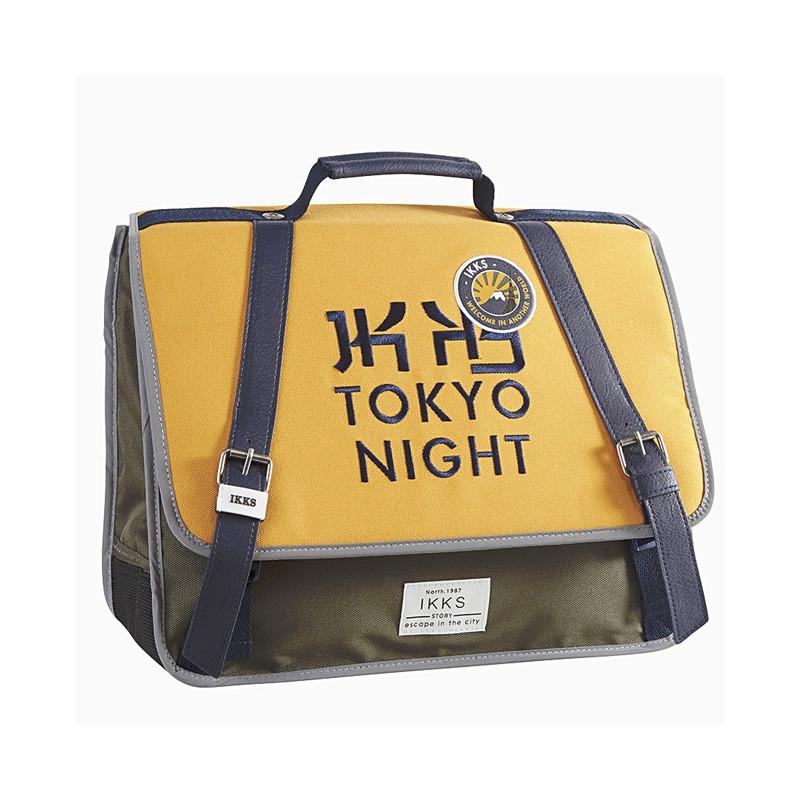 IKKS Tokio Cartable 38cm Citron