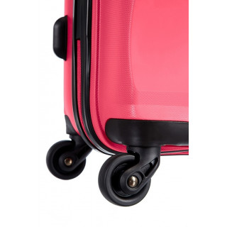 American Tourister Bon Air Spinner 65 cm Valise Trolley 4 Roues Azalea Pink
