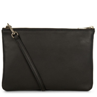 Lancaster Mademoiselle Ana Bag Pocket 573-50 Black