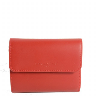 Lancaster Smooth Portefeuille 128-65 Rouge