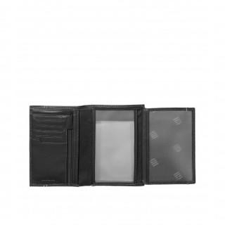 Serge Blanco Arlington Portefeuille Grand Format ARG21021 Noir dos