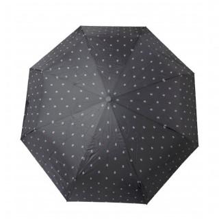 Serge Blanco Parapluie Pliant Homme Noir Polo
