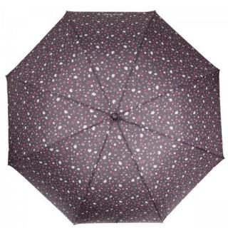 Isotoner Parapluie Mini Pliant Automatique Fleurs Arty