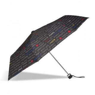 Isotoner Parapluie Pliant Manuel Petit Prix Peace