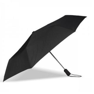 Isotoner Parapluie Homme Pliant X-TRA Sec Noir