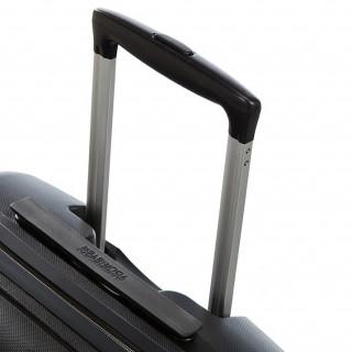 American Tourister Bon Air Spinner 65 cm Valise Trolley 4 Roues Black