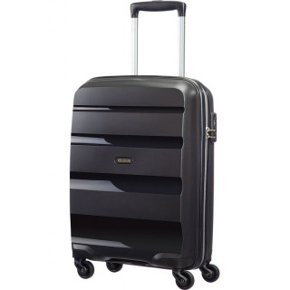 American Tourister Bon Air Spinner 55 cm Valise Cabine Trolley 4 Roues Black