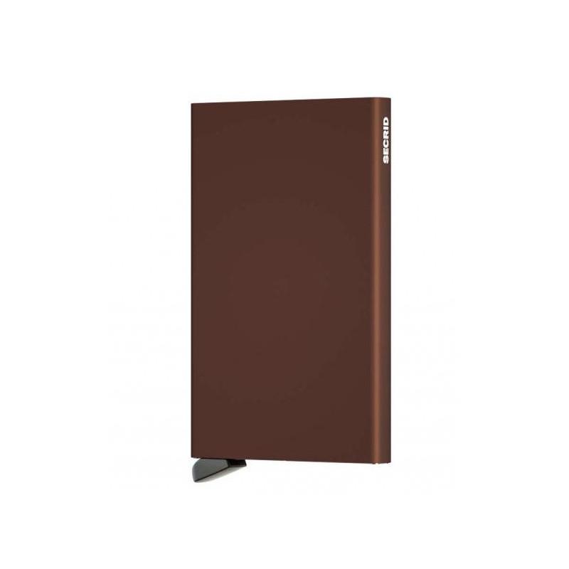 Secrid Porte-Carte Cardprotector Brown