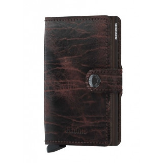 Secrid Porte-Carte Miniwallet Dutch Martin Cacao Brown