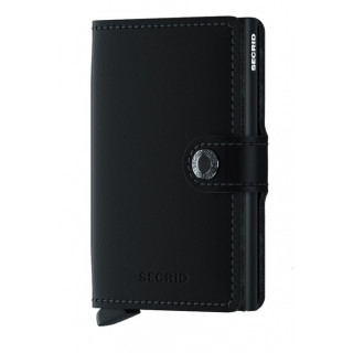Secrid Porte-Carte Miniwallet Matte Black