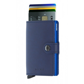 Secrid Porte-Carte Miniwallet Original Navy Blue