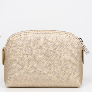 Lancaster Saffiano Timeless Wallet 121-25 Champagne