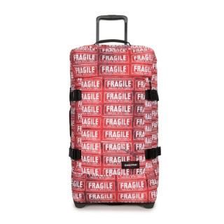 Eastpak Tranverz M TSA Sac de Voyage Andy Warhol 58v Fragile