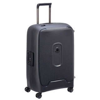 Delsey Moncey Valise Trolley 4 Doubles Roues 69 cm Anthracite