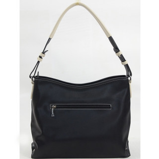 Lancaster Actual Zip Up Sac Seau 517-65 Noir