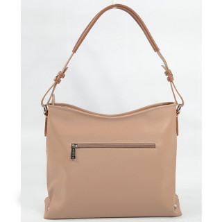 Lancaster Actual Zip Up Sac Seau 517-65 Nude