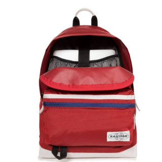 Eastpak Wyoming Into Sac à Dos 14w Into Retro Red ouvert