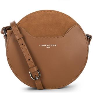 Lancaster Vandôme Lune Sac Trotteur Rond 432-10 Camel