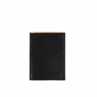 JL Fourès Baroudeuse Porte Cartes Anti RFID Noir