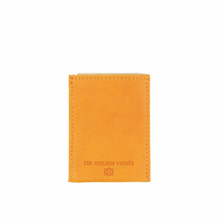 JL Fourès Baroudeuse Porte Cartes Anti RFID Epice